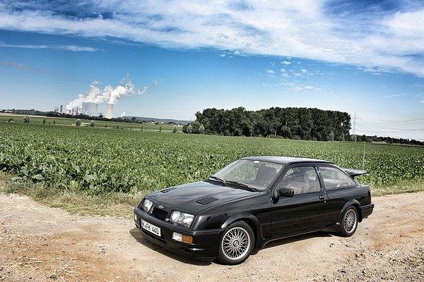Gefahren: Ford Sierra RS Cosworth