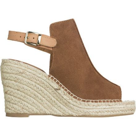 What's in a name you ask? Well, everything—especially when it concerns the Seychelles Women's Charismatic Boot. With its charming, boho-inspired silhouette, this boot offers dependable style that's equally at home navigating the streets of San Francisco as it is meandering through the coastal town of Salerno, Italy. A full suede upper provides a rustic look, while the jute detailing provides a ceaselessly summery look.