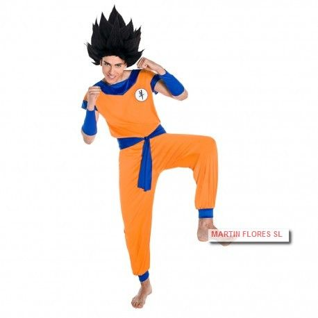 Disfraz Guerrero ninja..como Goku Mucha más variedad en www.martinfloress... #Carnaval #sevilla @Martin_flores_