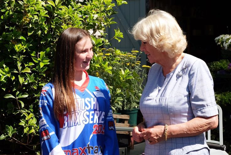 """Clarence House on Twitter: """"The Duchess has finished day one of #TRHinCornwall at a reception celebrating 10 years of the charity Fund for Youth"""