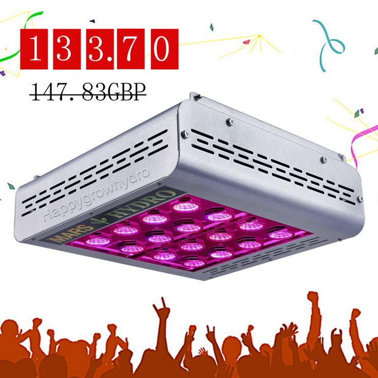 49 besten Mars Hydro LED Grow Light Bilder auf Pinterest