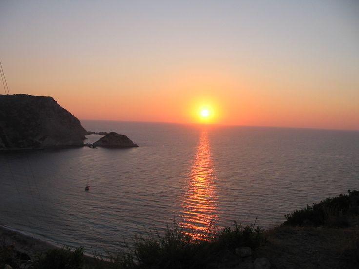Petani beach, Kefalonia, Greece