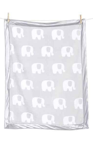 Nordstrom Baby Print Plush Blanket available at #Nordstrom
