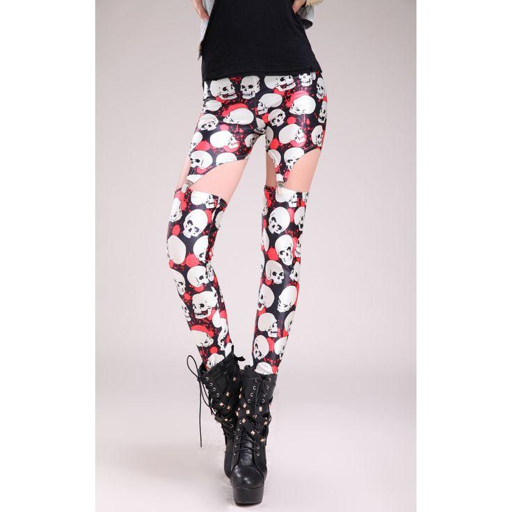 Sexy Straps Stretch bedruckte Leggings Totenkopf Motiv #Stretch #Straps #Leggings #Leggins #Legings #Legins #England #Motiv #Motivlegging 16.90 EUR inkl. 19% MwSt. zzgl. Versand