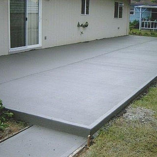 Best 25+ Cement patio ideas on Pinterest | Concrete ...