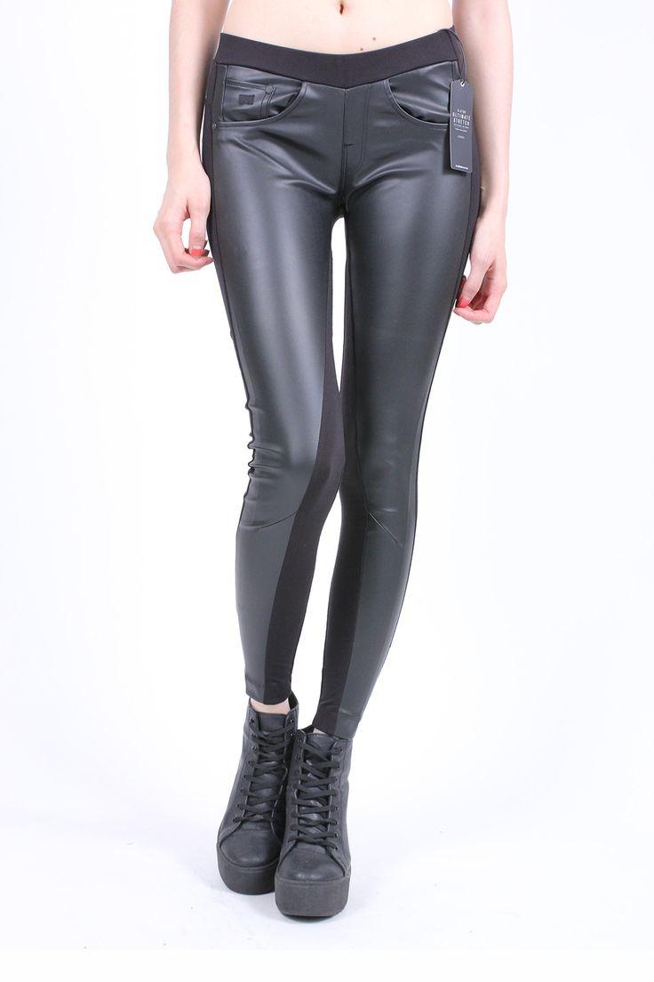 G-Star Raw US Arc Legging Ultimate Stretch Jersey (Black)