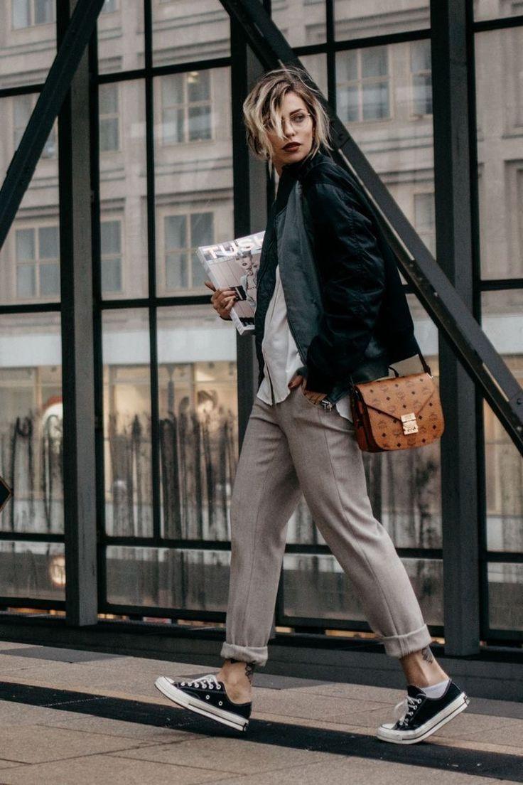 Best Milan Fashion Week Street Style Fall 2016 – M…