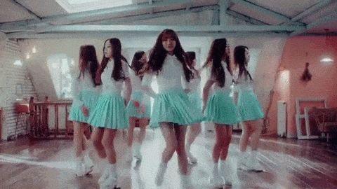 [MV] Lovelyz(러블리즈) _ Hi~ (안녕) (Choreography Ver.)【KPOP Korean POP Music K-POP 韓國流行音樂】