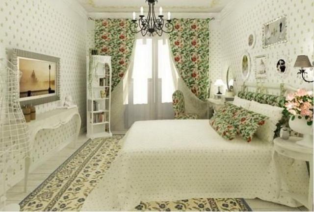 А детская спальня Прованс..