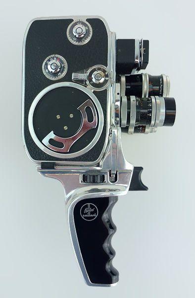 前7 BOLEX8毫米老式电影摄影机| 易趣
