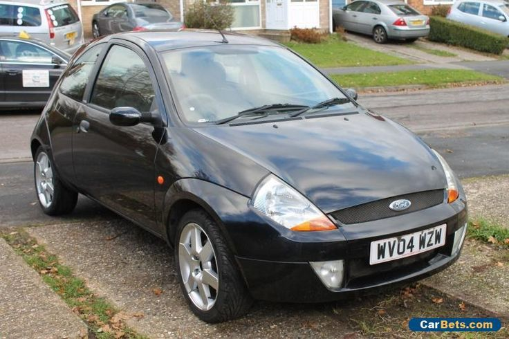 Ford Ka 1.6 Sport Black (Low Mileage) #ford #ka #forsale #unitedkingdom