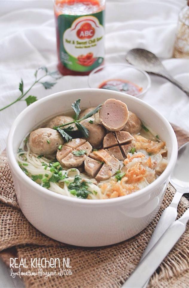 REAL Kitchen NL: Homemade BASO SAPI