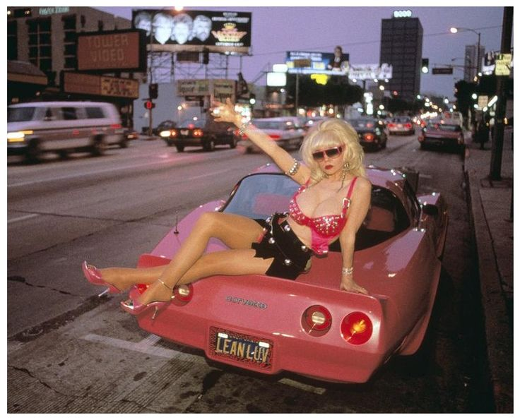 angelyne 80s - photo #13