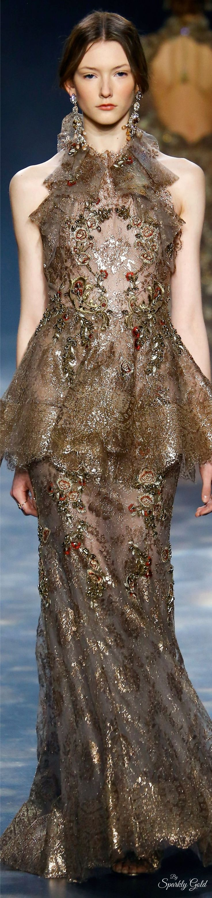~ Living a Beautiful Life ~ Marchesa Fall 2016 RTW