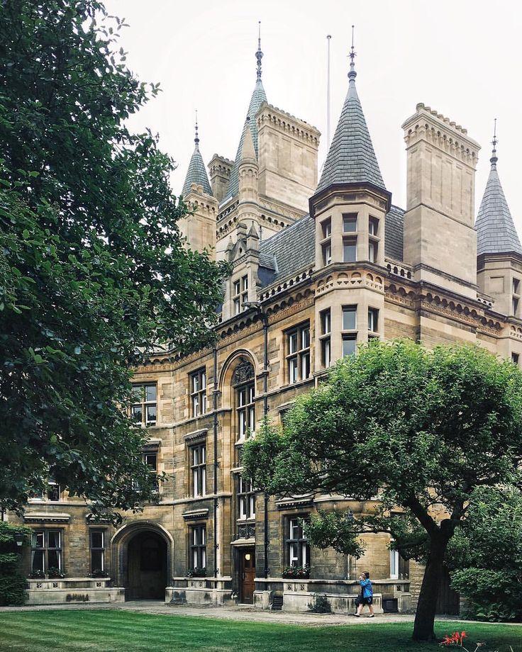University of Cambridge England