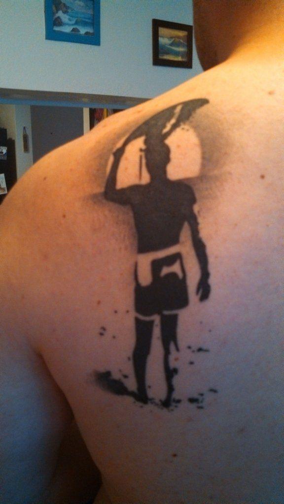 194 best images about dad tatt ideas on pinterest ocean for Endless summer tattoo