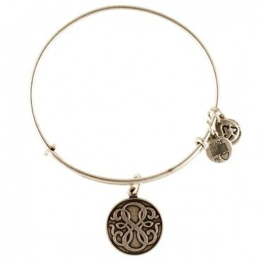 Have it and love it! - Path of Life Charm Bangle - The Path of Life is representative of an infinite number of possibilities and expressions of love. Illustrating life's twists, turns, and unexpected winds.