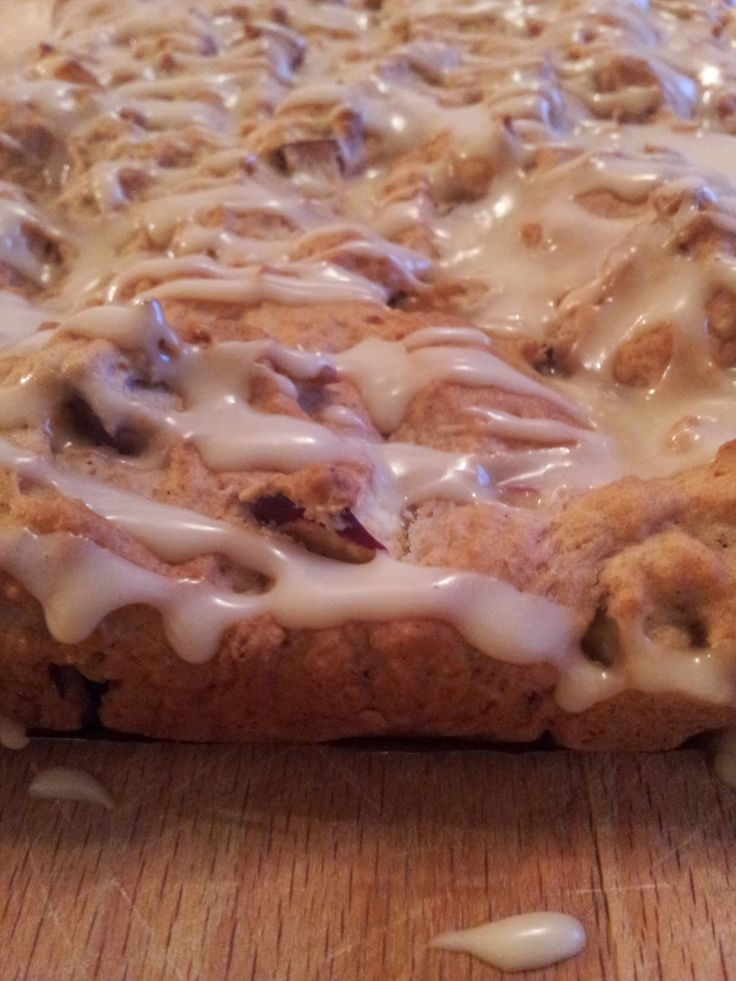 Craft with Ruth Cartwright: Apple, maple and cinnamon tray bake recipe