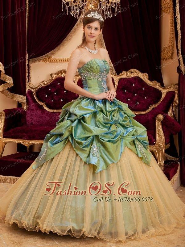 Classic Sweet 16 Dresses
