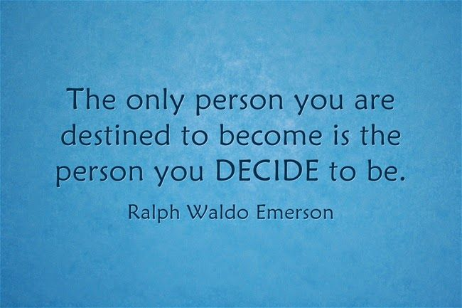 A good one from Ralph Waldo Emerson.