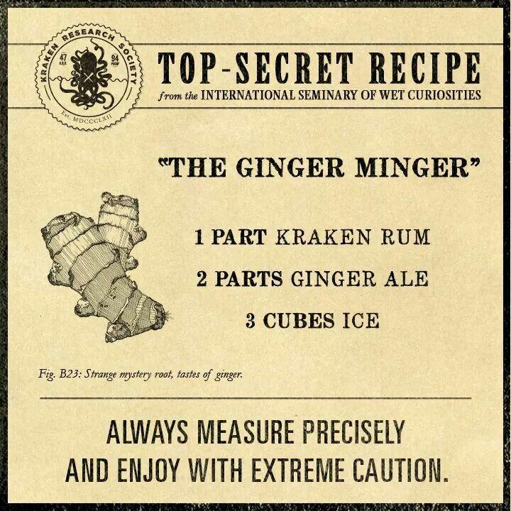 Ginger Minger