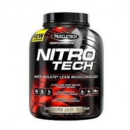 Muscletech Nitro Tech 4 Lbs.  http://bodyproteins.com/proteins/buy-muscletech-nitro-tech-4-lbs.html