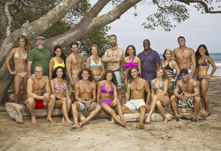 Survivor Season 30: Meet the Cast