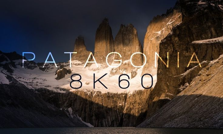 VIDEO Incredible 8K timelapse video of southern #Patagonia