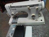 Occasione, macchina da cucire Vigorelli, 100€Ps. IlMercatino dell'usato La Ruota Onlus, di via San Michele 15 - Gorizia, cf 91041700310, &egrav