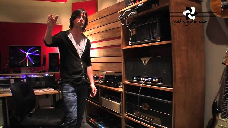 Pete Thorn's new studio and recording tips! Part 1 (Guitar Lesson MA-208)