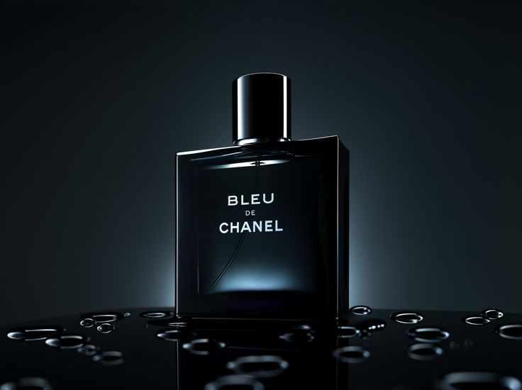 Chanel Bleu product photography by Alex Koloskov on 500px