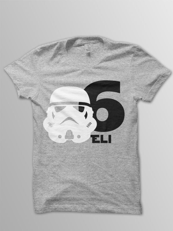 Star Wars Birthday Shirt Disney shirt kids Stormtrooper shirt kids Disney t-shirt by ConchBlossom on Etsy https://www.etsy.com/listing/279207236/star-wars-birthday-shirt-disney-shirt