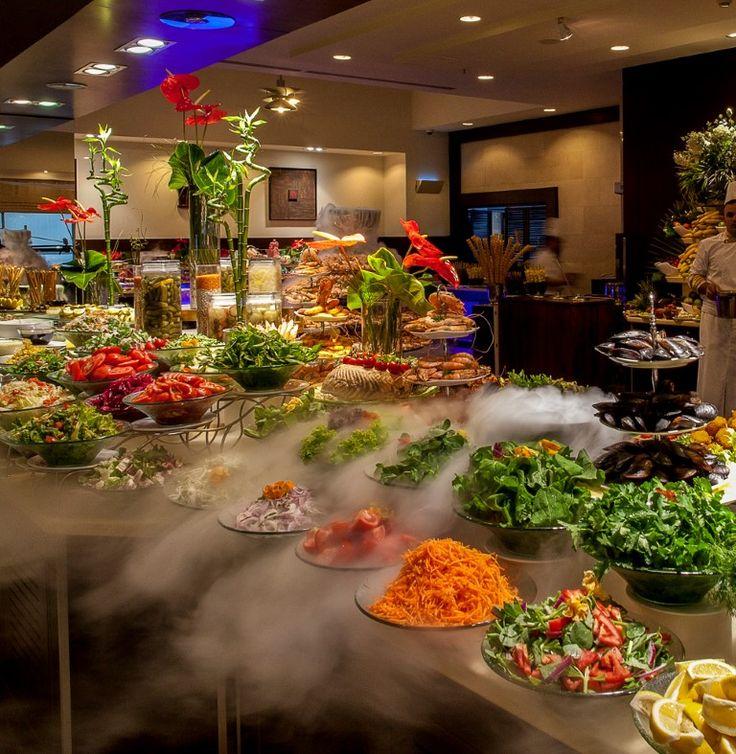 Amara Wing Resort Comfort Main Restaurant  Buffet