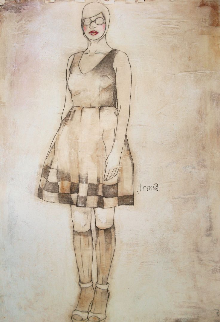 """""""Vestido"""" por Inma Pascual Aparici"""