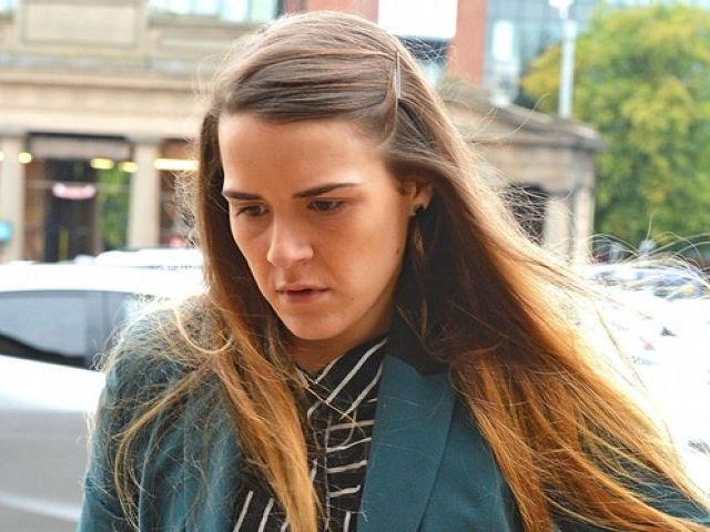 Gayle Newland, 25, used the profile name Kye Fortune to deceive her victim. PHOTO COURTESY: AP (Associated Press)