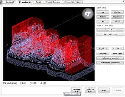 Using the Dimension UPrint Fused Deposition Modeling (FDM) Machine and Catalyst EX 4.4