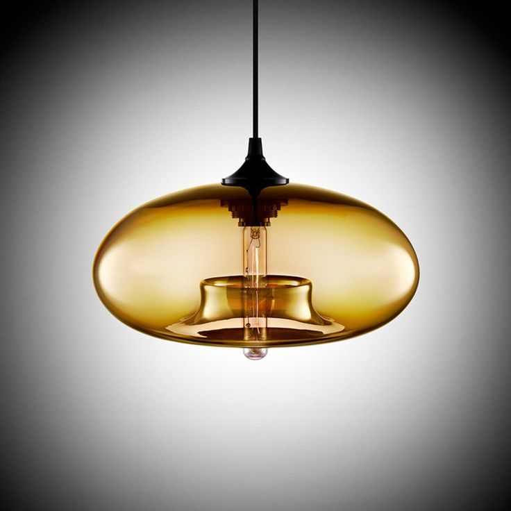 New Simple Modern Contemporary hanging 6 Color Glass ball Pendant Lamp Lights Fixtures e27/e26 for Kitchen Restaurant Cafe Bar-in Pendant Lights from Lights & Lighting on Aliexpress.com | Alibaba Group