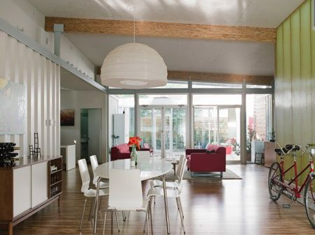 54 best Container House Interiors images on Pinterest   Shipping ...