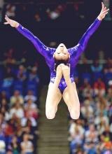 Gymnastic I just love it!!:);)