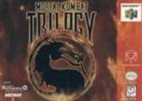 Complete Mortal Kombat Trilogy - N64