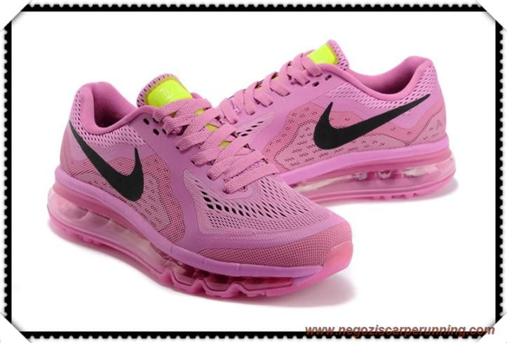 scarpe calcio bambino Nike Air Max 2014 Light Rosa/Rosa Donna