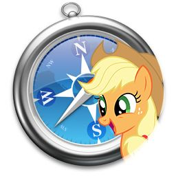 Apple safari icon by illumnious