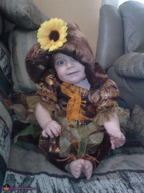 Little Scarecrow - 2013 Halloween Costume Contest #provestra