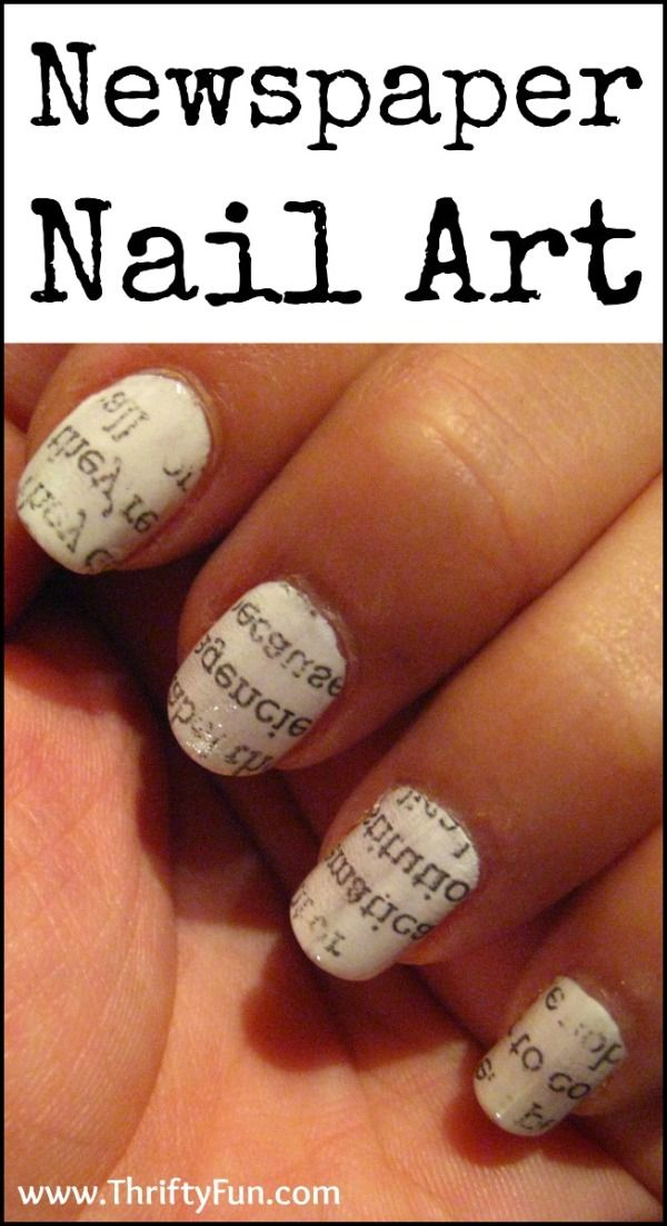 The 25 best newspaper nail art ideas on pinterest diy nails the 25 best newspaper nail art ideas on pinterest diy nails with newspaper diy newspaper nails without alcohol and diy nails newspaper prinsesfo Image collections