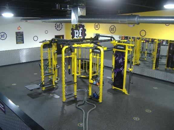 Pf 360 At Planet Fitness Planet Fitness Workout Fitness Planets