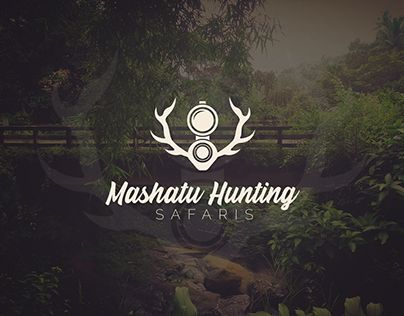 """Check out new work on my @Behance portfolio: """"Hunting Safaris Logo"""" http://be.net/gallery/59727475/Hunting-Safaris-Logo"""