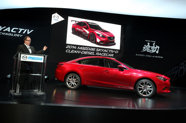 17 Best Images About Mazda Auto Shows On Pinterest