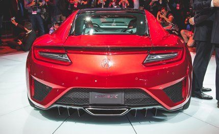Cool Acura 2017: Acura Next Gen NSX... Check more at http://cars24.top/2017/acura-2017-acura-next-gen-nsx/
