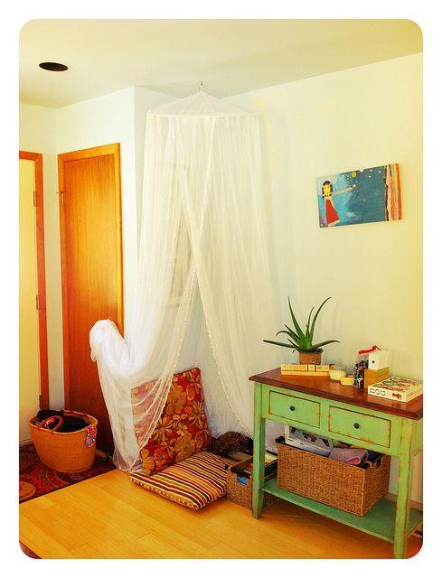 Kyra Dosch Klemer For The Home Meditation Corner