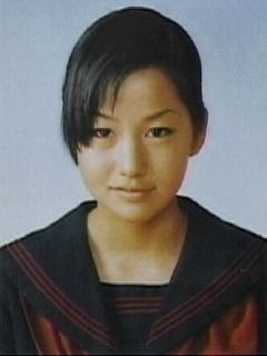 Celebrity yearbook photos - Mika Nakashima